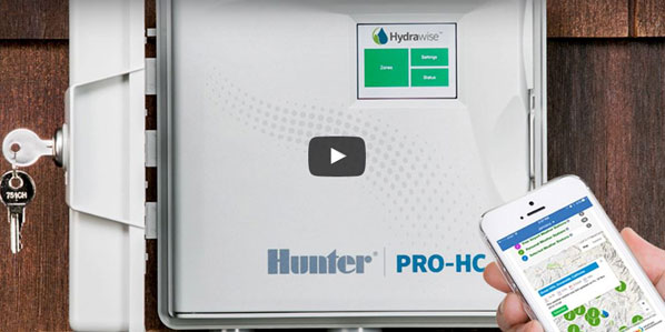 Hunter Pro-HC Smart Controller