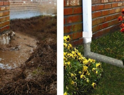 More Rain is on its way! Simple Solutions For Your Drainage Problem