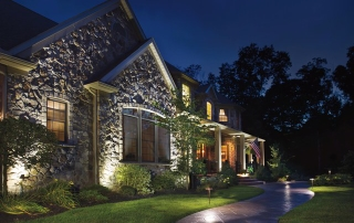 Long Island Landscape Lighting
