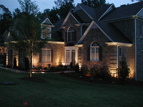 View Larger Image Landscape Lighting - Why Professional Landscape Lighting Is The Right Choice On Long Island