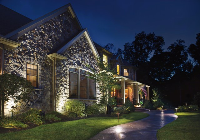 Outdoor Landscape Lighting System Led Displays
